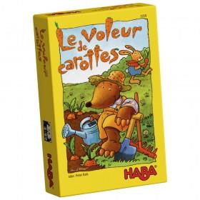 HABA - Le voleur de carottes