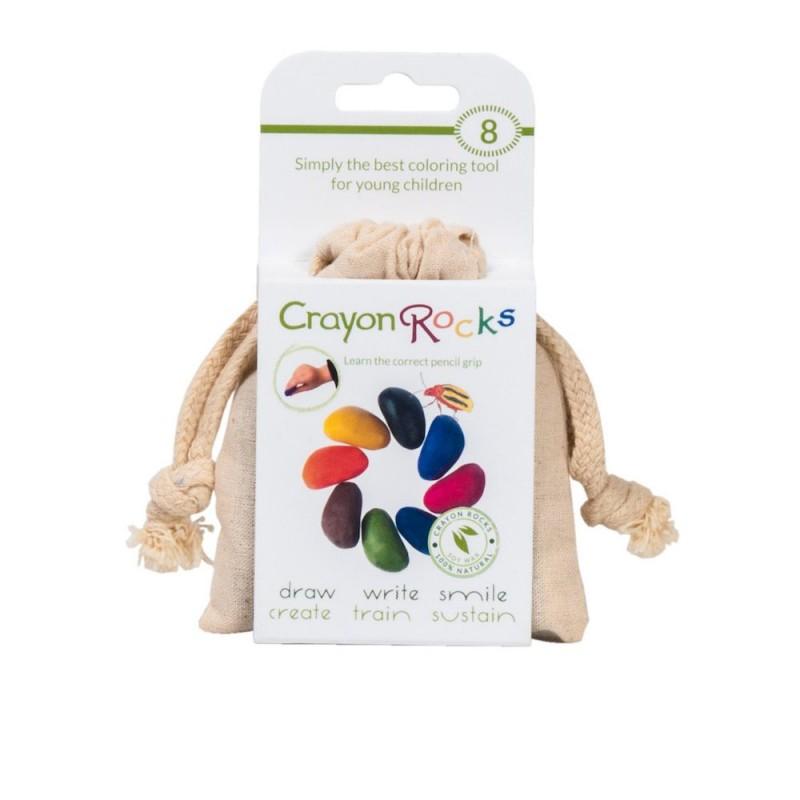 Crayon Rocks un outil formidable pour le développement de la motricité