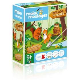 Mako moulage Ballade en Forêt