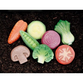 Yellow Door Les légumes en...