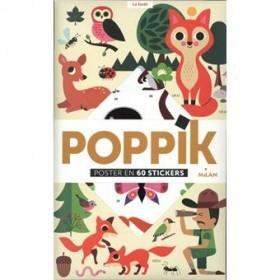 Poppik 60 Stickers   Poster...