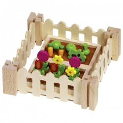 Goki Accessoires Mon Petit Jardin pour maison de Poupée