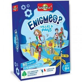 BIioviva Enigmes Villes et...