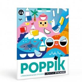 Poppik Stickers sur les...