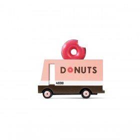 Candylab Donut Van Voiture...