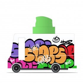 Candylab Graffiti Van