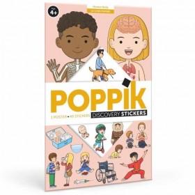 Poppik Stickers Mon poster...