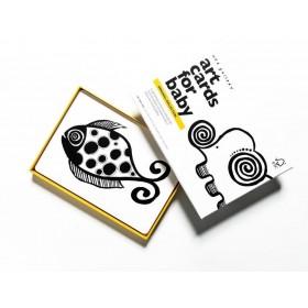 Wee Gallery Art cards Carte...