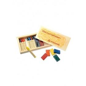 Stockmar 8 crayons de cire...
