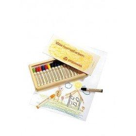 Stockmar 16 crayons de cire...