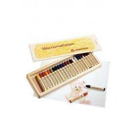 Stockmar 24 crayons de cire...