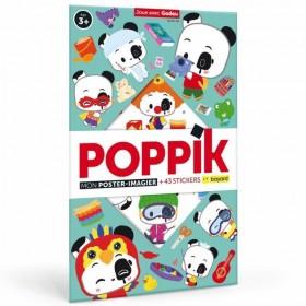 Poppik Construit ton poster...