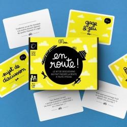 En Route Minus Editions Kit de discussions pour les longs trajets
