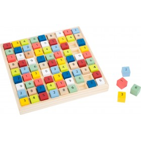Legler Sudoku Mulitcolore...