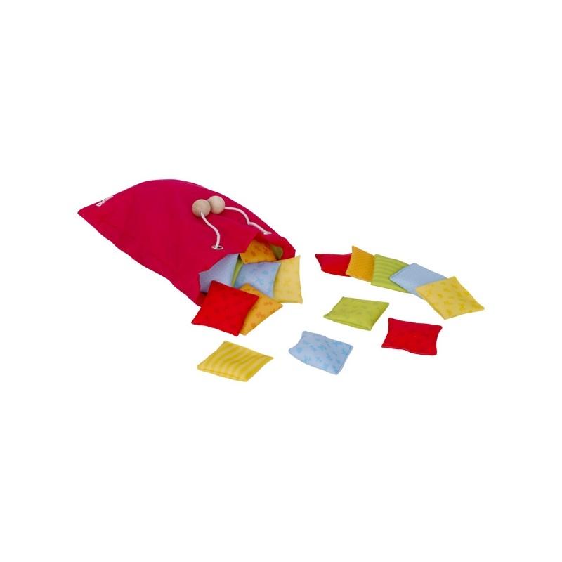 Goki Mémo tactile des coussins