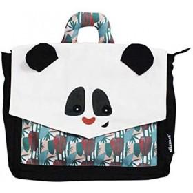 Cartable Panda Noir Rototos...
