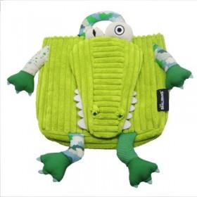 Sac à dos Crocodile Vert...