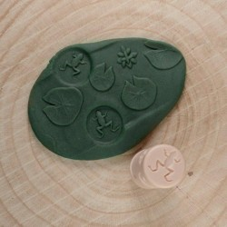 Rouleaux créatifs la vie de l'étang chez jeux-Jouets-Bois