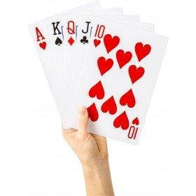 Legler Carte à jouer XL