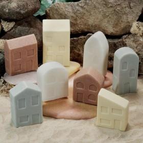 Petites maisons en pierre