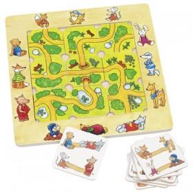 Goki Jeu de Puzzle Trouve...
