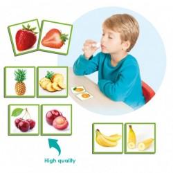 Akros L'Odorat Les Fruits et leur Arômes