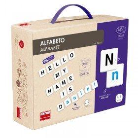 Akros Alphabet de 216 piéces